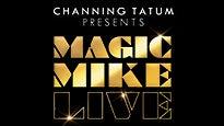Magic Mike Live VIP Meet and Greet