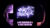An Orchestral Rendition of Daft Punk performed by a 16 piece Orchestra