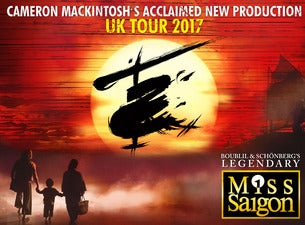 Tickets | Miss Saigon - Manchester at Ticketmaster