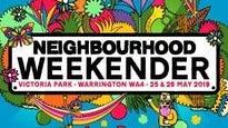Neighbourhood Weekender - Weekend