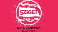 Sziget Festival - 1 Day Ticket (12th August)