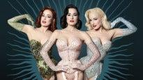 Dita Von Teese's 'The Art Of The Teese' Burlesque Revue
