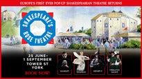 Shakespeare's Rose Theatre – Hamlet