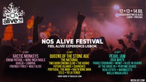 Nos Alive '18 - Friday Day Ticket
