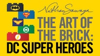 Art of the Brick: DC Super Heroes