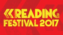 Reading Festival 2017 - Friday Ticket