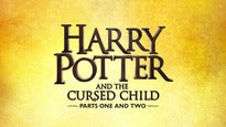 Harry Potter and the Cursed Child - Parts 1 & 2 Sat 14:00 & 19:30