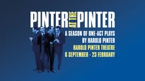 Pinter At the Pinter:One for the Road/New World Order/Ashes To Ashes
