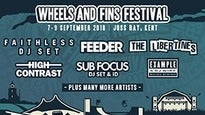 Wheels and Fins Festival - Sunday Day Ticket