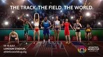 Athletics World Cup Day 1