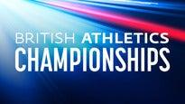 British Athletics Championships 2018