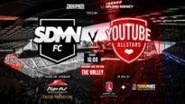 Sidemen FC V Youtube Allstars