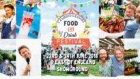 The Cambridgeshire Food & Drink Festival 2018