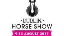 Dublin Horse Show 2017 - General Admission Tickets