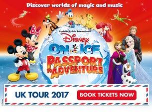 Disney On Ice presents Passport To Adventure