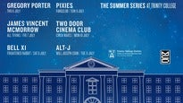 The Summer Series - Two Door Cinema Club