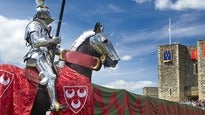 Grand Medieval Joust at Dover Castle