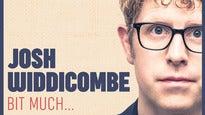 Josh Widdicombe - Bit Much...