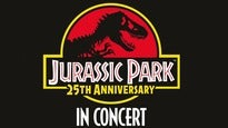 Jurassic Park In Concert - Film with Live Orchestra