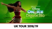 Disney On Ice presents Dream Big - Platinum