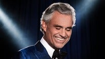 Andrea Bocelli - Official Platinum Tickets