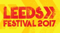Leeds Festival 2017 - Sunday Ticket