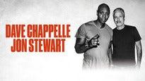 Dave Chappelle & Jon Stewart - VIP Packages