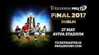 Guinness PRO12 Final 2017 - Munster Rugby v Scarlets