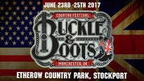 Buckle And Boots Country Festival - Weekend