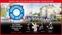Shakespeare's Rose Theatre – Henry V
