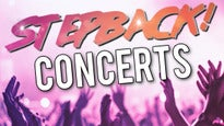 Stepback! the 90s Concert