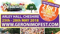 Geronimo Kids Festival - Monday Day Ticket