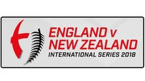 England V New Zealand - Game 2