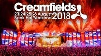 Creamfields 2018 - Standard Saturday