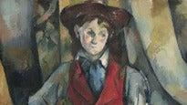 Cezanne Portraits