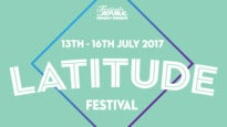 LATITUDE FESTIVAL - INSTALMENT PLAN - WEEKEND FAMILY CAMPING
