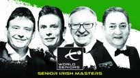 Senior Irish Masters Snooker Championship - Quarter Finals