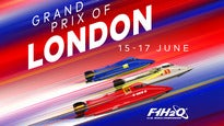UIM. F1H2O World Championship Grand Prix of London - Saturday