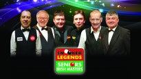 Senior Irish Masters Championship - the Final