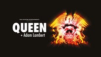 Queen + Adam Lambert - Platinum Seating