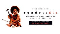 The Notorious B.I.G. an Orchestral Rendition of Ready To Die