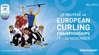 European Curling Championships - Early Session