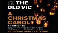 Simon Callow In a Christmas Carol