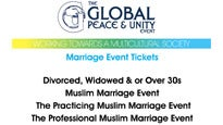 Global Peace & Unity Marriage Events
