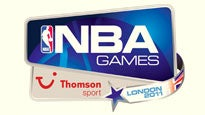 NBA London Game 2018 - On The Official Ticketmaster Marketplace