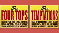 The Four Tops and Temptations