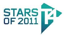T4 Stars of 2011