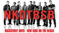 New Kids On The Block & Backstreet Boys