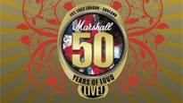 Marshall 50 Years of Loud Live
