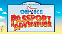 Disney On Ice : Passport To Adventure